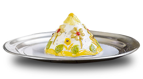 Russische Oster-Torte