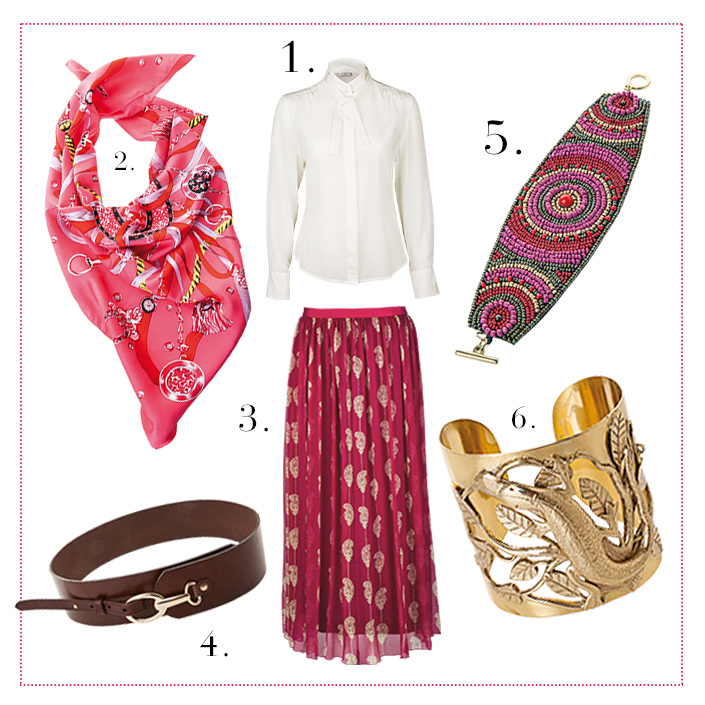 styling tipps boho chic