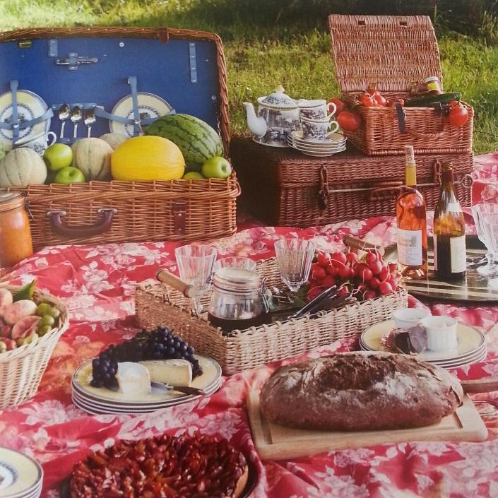 Lifestyle by Brigitte von Boch - Picknick
