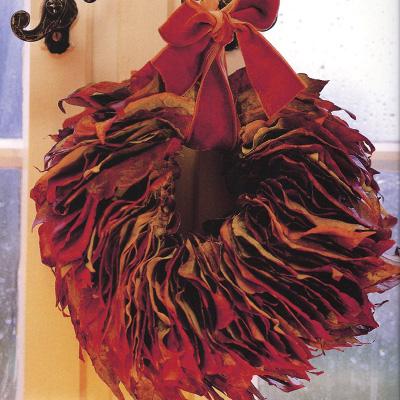 Herbstdeko Blaetter Brigitte von Boch