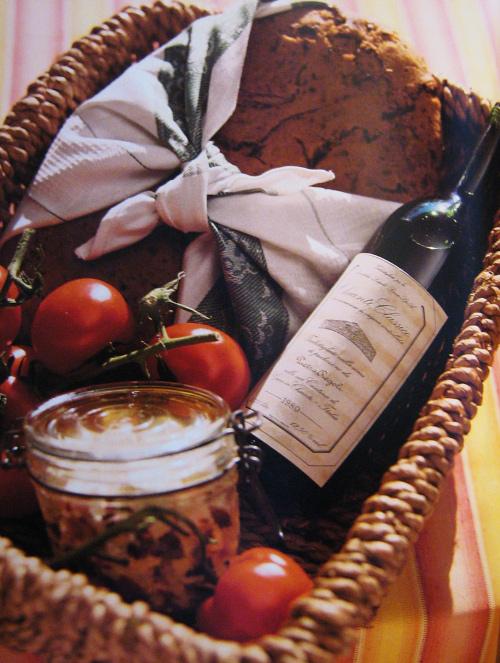 Wein Geschenk Brigitte von Boch