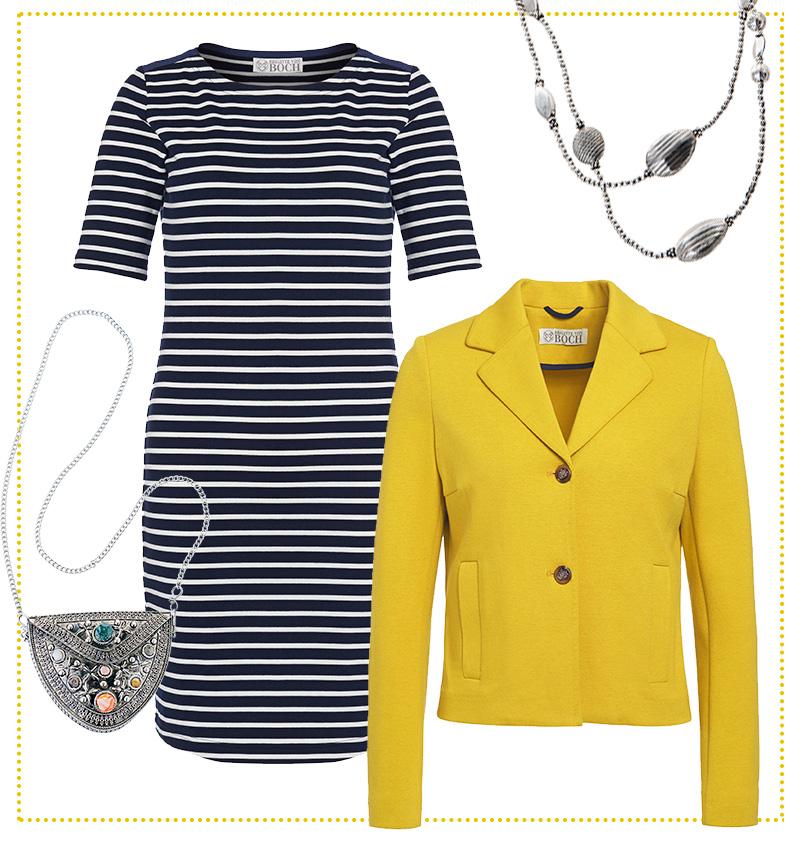 Stylingtipps-maritim-Streifen-Kleid-bevonboch