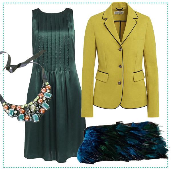 dress turqoise