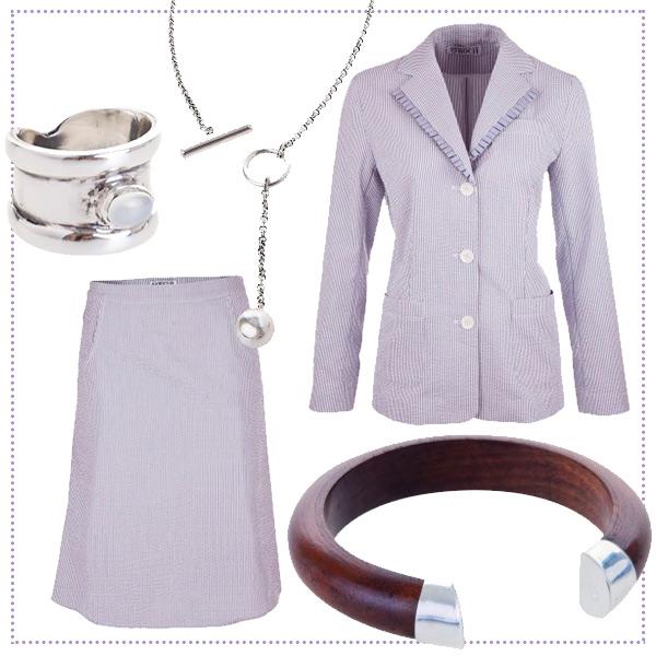 blazer-violett