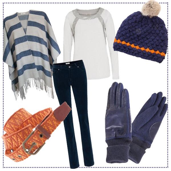 stylingtipps-damen-leder-handschuhe-essential-blue-casual-orange-look-style