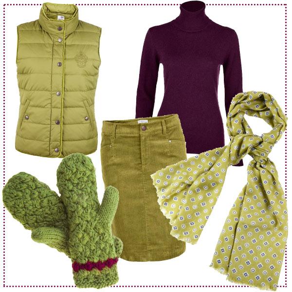essential-gruen-moos-cord-schal-weste-pullover