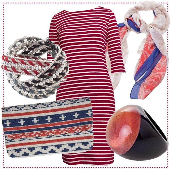 esseantial-red-dress-stripes