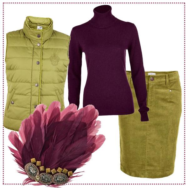 look-burgund-kontrast-essential