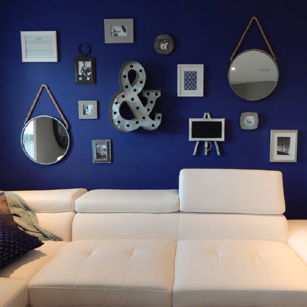 Gallery Wall Verteilung