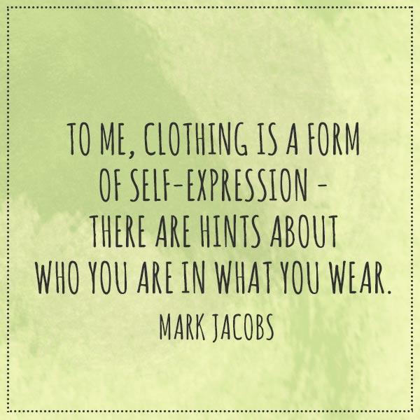 clothin-self-expression-quote