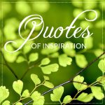 Quotes to live by -  Zitate zu Mode und Inspiration
